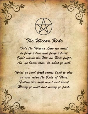 wicca rede